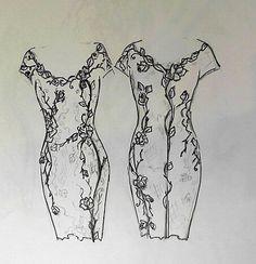 """Платье """"Эдем"""" Цена от 2900е - Ася Вертен"""