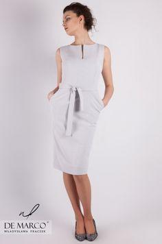 173a5c8ec3 Eleganckie biznesowe sukienki z De Marco. Sklep on-line  demarco   frydrychowice