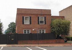 3600 Prospect Ave, Georgetown, Washington DC - Exorcist House