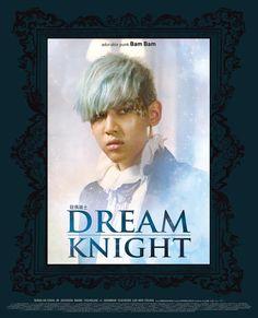 GOT7 Dream Knight Bam Bam