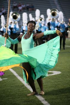 Pin by Alyx Love on Colorguard Means to Tame the Wind Marching Music, Marching Band Uniforms, Marching Bands, Drum Corps International, Drumline, Band Camp, West Covina, Human Reference, Winter Guard