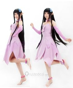 Sword Art Online Yui Cosplay Dress 1