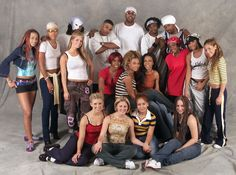 Solange, Jessica Simpson, Eve, Nelly, Destiny's Child, Dream, AND 3LW (!!!!!!!!!!!!!!).   60 Pictures That Perfectly Capture The 2000s