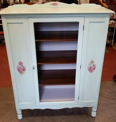 shabby chic, painted furniture, antique furniture, on etsy $425 plus $250 shipping