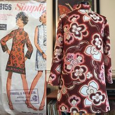 Finished this beauty 😍 which will look even more beautiful on its intended wearer! in vintage fabric Make Time, Stitching, It Is Finished, Cool Stuff, Blouse, Fabric, Beautiful, Beauty, Vintage