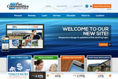 Congratulations to Fox Communities Credit Union on the launch of their brand new custom website! See all the details here: http://stellarbluetechnologies.com/2014/12/fox-communities-credit-union-makes-online-banking-look-fresh-and-easy/#customwebsite #stellarlaunches