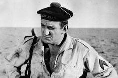 """Lino Ventura dans """"Un taxi pour Tobrouk"""" (Denys de la Patellière, 1960)"""