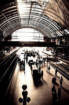Local: Estação da Luz, Centro de São Paulo #saopaulo #SP