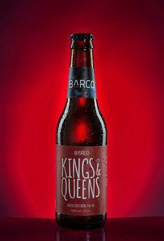 BARCO KINGS AND QUEENS - A primeira cerveja da BARCO, escolhida por você!
