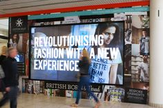 British retail brand Cotton Jelly came to Limited Space to take advantage of our new exciting Digital Showcase Media advertising network to promote their unique clothing collections! See our gallery for more: http://limited-space.com/photos/cotton-jelly/  #ooh #dooh #malladvertising #cottonjelly #dsm