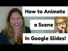 How to Animate Your Google Slides (Turn Your Bitmoji Classroom Scene into a GIF!) - YouTube