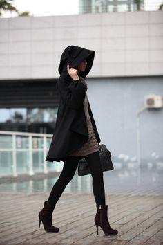 Black Style .... Need michael kors @Sasha Hatherly Hatherly Hatherly Lehmann so your style :-)