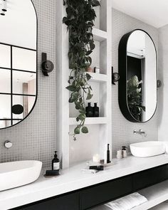 10 Smashing Simple Ideas: Mobile Home Bathroom Remodel Website tiny bathroom remodel space saving.Old Bathroom Remodel Ideas small bathroom remodel with bathtub. Home, Bathroom Inspiration, Bathroom Decor, Amazing Bathrooms, Trendy Bathroom, Bathrooms Remodel, Beautiful Bathrooms, House, Tile Bathroom