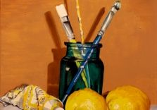 I love these colors!  Fred Jamar - Robert Lange Studios