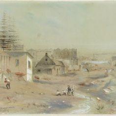 Tank Stream, 1842