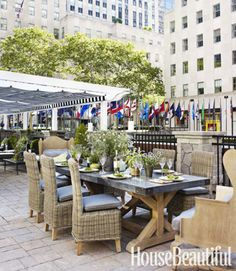 More From Kitchen Of The Year With Tyler Florence. Outdoor Dining TablesDinning  ...