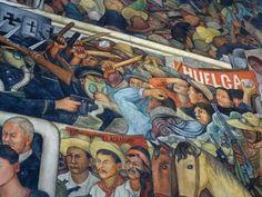 Pour commencer 2012 en beauté, lapartmanquante propose à se lectrices et lecteurs une visite guidée des murales monumentaux de Diego Rivera, au Palacio National. Un lieu à visiter absolument si vou…