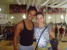 Tatiana Bonaguro bailarina de la mejor compania LA del mundo Tropical Gem!!