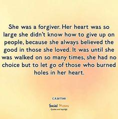 Forgiver