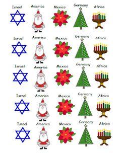 the teachers cauldron christmas around the world - Holidays Around Christmas