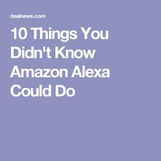 "54 Things You Never Knew About ""True Blood"" Alexa Dot, Alexa Echo, Echo Echo, You Never Know, Good To Know, Amazon Echo Tips, Amazon Dot, Las Vegas, Mike Crapo"
