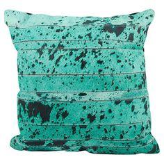 Lana Leather Pillow