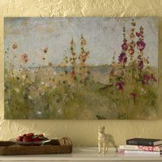Flowers by the Sea Print | Ballard Designs