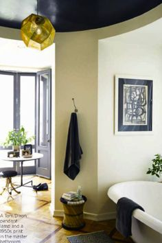 bathroom // The Hollywood Hills Home of Nate Berkus and Jeremiah Brent