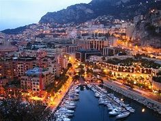 Monaco; it lies along the French Riviera on the French Mediterranean coast near Nice and is the second smallest country in the world (.7 square miles).