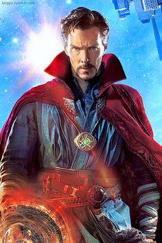Ben smoulders as Dr. Strange.