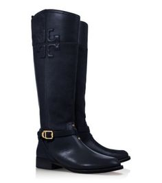 Lizzie Riding Boot- ToryBurch.com