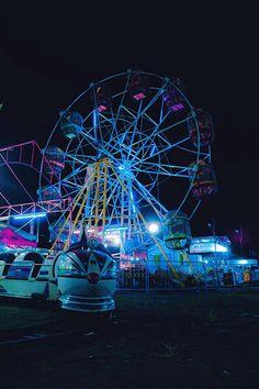Big wheel / night shot
