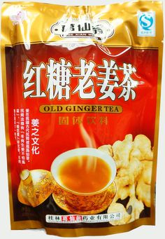 OLD GINGER TEA 280209G111
