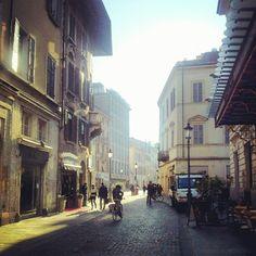 Parma, Strada Cavour - Instagram by @lodi_m