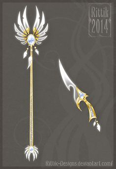 magic staff design - Google Search