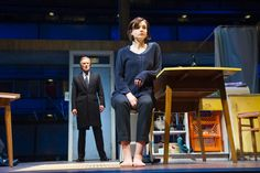 Skylight - NT Live - Wyndham Theatre with Arlene and M.A.