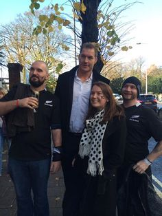 Love running into All Blacks All Blacks, Rugby, Tours, Running, Keep Running, Rugby Sport, Why I Run, Jogging, Football