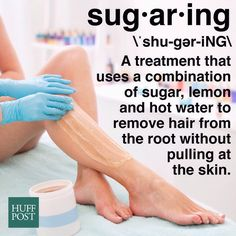 NATURAL HAIR REMOVAL | SUGAR WAX: what it is + ingredients,supplies,directions to make your own!