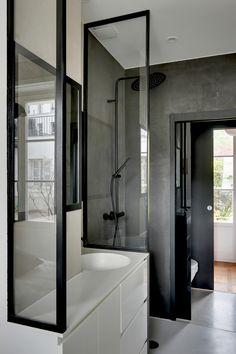 Les 1075 meilleures images de Salle de bains - Salle d\'eau ...