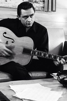 Johnny Cash. There was never a better love story than that of Johnny and June. A love that inspired some of the greatest songs ever written.