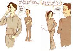 Charles/Erik don't ship but it's funny Johnlock, Destiel, Spideypool, Superfamily, Charles Xavier, X Men Funny, Yuri, Sherlock, Cherik