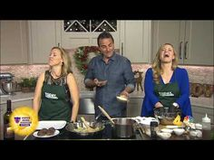 Rick Shannon from Jack and Jameson Smokehouse makes their Baltimore style crab cakes during Today in Nashville airing weekdays at on WSMV-TV and streami. On Today, Nashville, Cooking, Cuisine, Kitchen, Brewing, Kochen