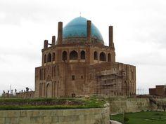 Tomb of Oljeitu Sultaniya, Iran  ca. 1314