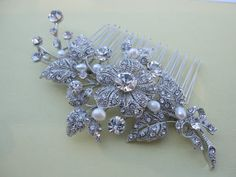 Why Wedding Hair Combs Are Well-liked - http://www.stylesous.com/why-wedding-hair-combs-are-well-liked.html