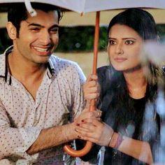 Cute Couples Photos, Tv Couples, Celebrity Couples, Couple Photos, Kratika Sengar Wedding, I Love You Status, Sharad Malhotra, Cute Celebrities, Beautiful Girl Image
