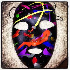 Free paint mask