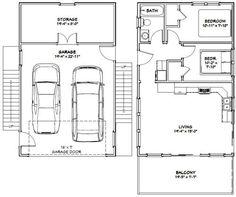 Excellent Floor Plans — #20X32H6 $29.99...