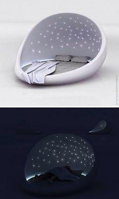 Natalia Rumyantseva, interior design, home decor, furniture, beds, astronomy, sleep under the stars