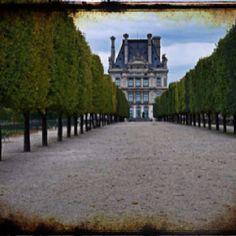 Paris!!! The gardens...