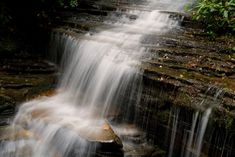 There is also one county in Georgia that is home to 34 different falls, which seems like one heck of an adventure waiting to be had. Waterfalls In Georgia, Tallulah Gorge, Mill Falls, Gorges State Park, Georgia State Parks, Cascade Falls, Autumn Lake, Mountain States, Beach Camping